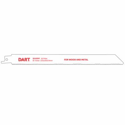 210mm x 14TPI Reciprocating Blades BIM S1122VF Pack of 5