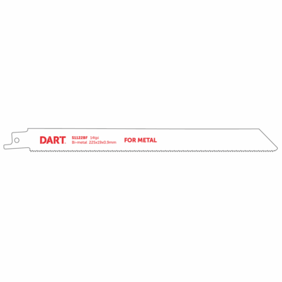 210mm x 14TPI Reciprocating Blades BIM S1122BF Pack of 5