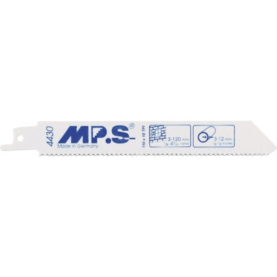 150mm X 10TPI MPS Reciprocating Blades BIM S922HF Pack of 5