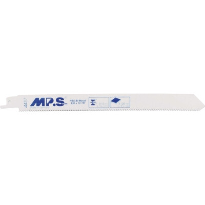 230mm X 10TPI MPS Reciprocating Blades BIM 9514R Pack of 5