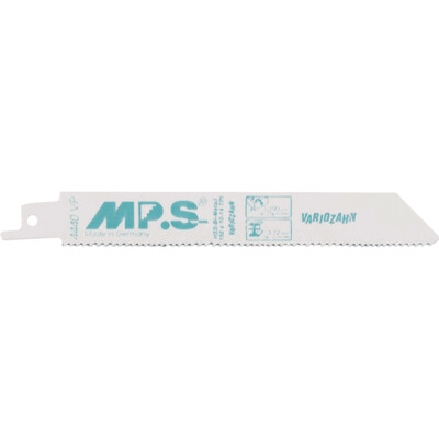 150mm X Variable Pitch 10-14TPI MPS Reciprocating Blades BIM S925VF Pack of 5