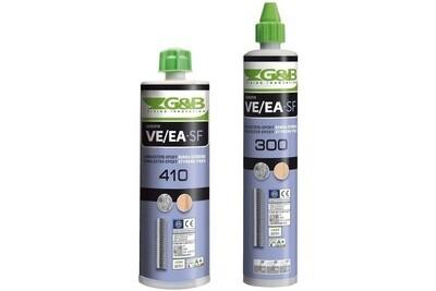 Hi Load Resin - Option 1 GEBOFIX PRO VE-SF CE1 Styrene-free vinylester resin 410ml boxed