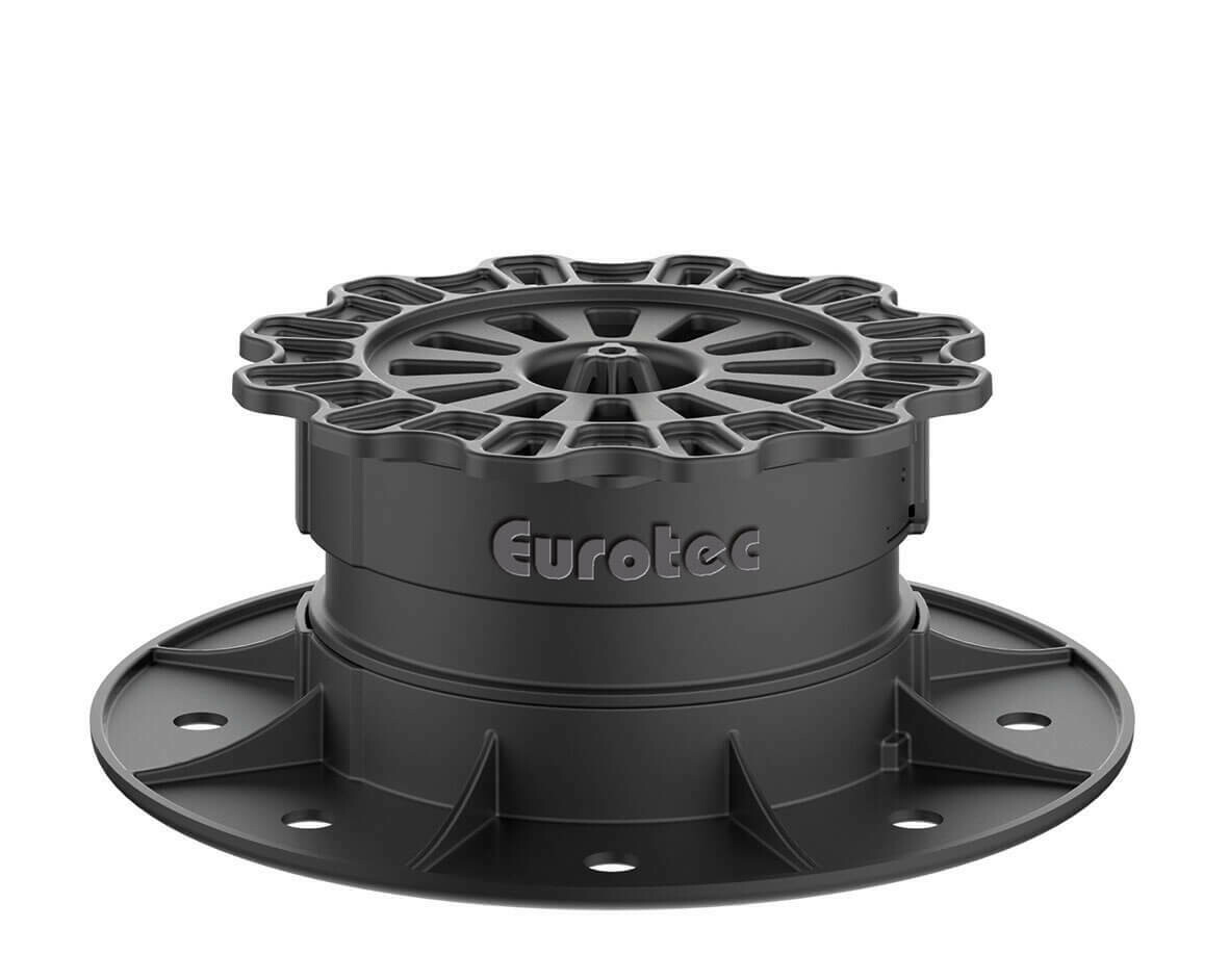 Eurotec Profi Line L - Hi Load Pedestals  - 70 -117mm