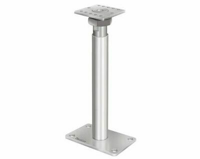 Pedix Post Feet  300mm up to 450mm HV High load version  Adjustable post supports