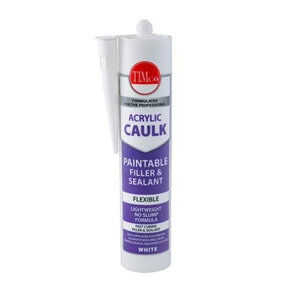 General Purpose Acrylic Caulk 300ml