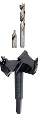 80mm x 150mm Famag Bormax Prima 2.0 Forstner Bit (Long Version)
