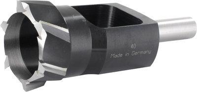 12mm Inside Diameter / 22mm Outside Diameter (13mm Shank) Plug Cutter
