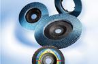 115mm x 40 Grit Zirconium Flap Discs  packed in 10s