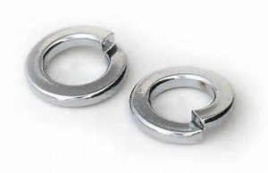 M4 Square Section Spring Washers A4 316 Stainless Steel  Pack of 1