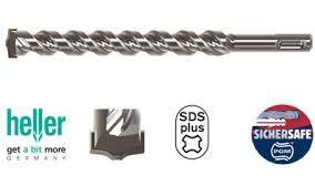 24.0mm x 250mm SDS Plus Bionic Pro Drill Bit Pack of 1