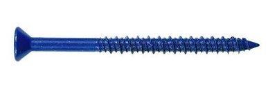 4.8 x 100mm Countersunk Phillips No.2 Masonry Screws Box of 100