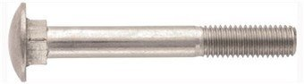 M16 x 150 Coach Bolt In A2 Stainless Steel Pack of 1