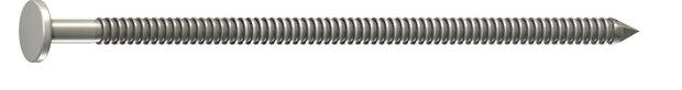 75 x 3.75mm Annular Ringshank Nails Bright 500g Bag