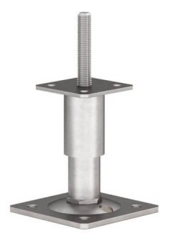 R201 130mm up to 165mm Post Feet