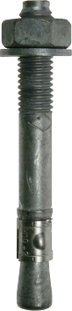 M16 x 150 Through Bolts Galvanised  Box of 20