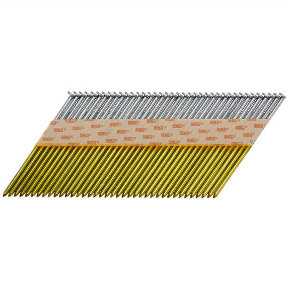 3.1mm x 90mm Gas & Nail Pack (2000 Nails)