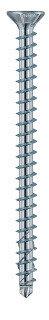 10.0mm x 330mm Countersunk KonstruX Wood Screws Fully Threaded Torx TX50 Zinc Galvanised Box of 25
