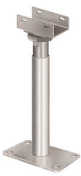 Robusto HV 500mm up to 850mm  Adjustable post supports