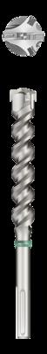 45.0mm x 520mm Heller Y Cut Ergo SDS-Max Drill Bits