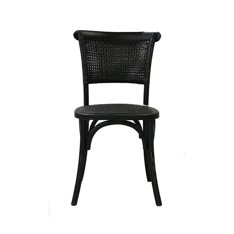 Lyon Chair Black