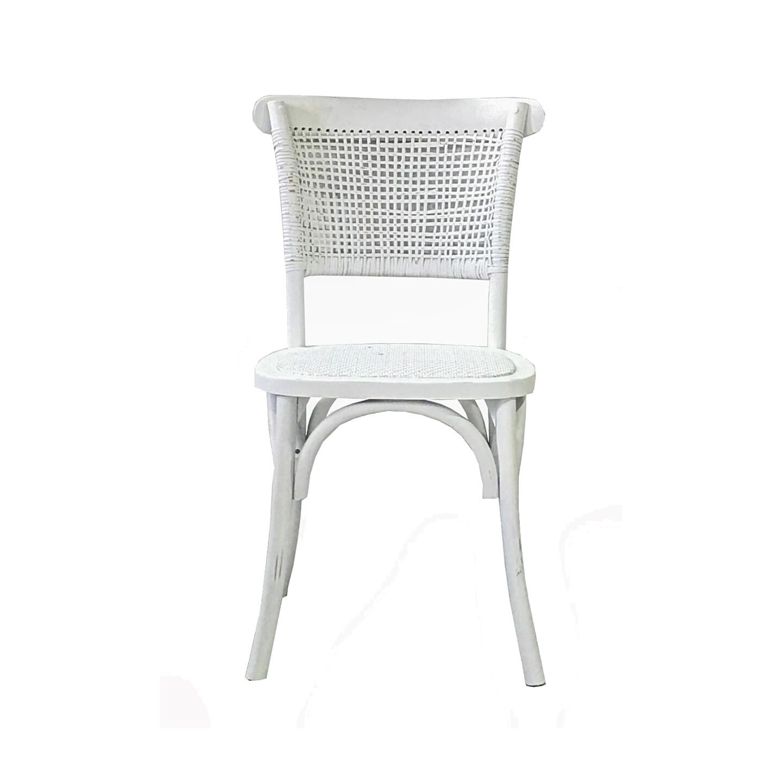 Lyon Chair White