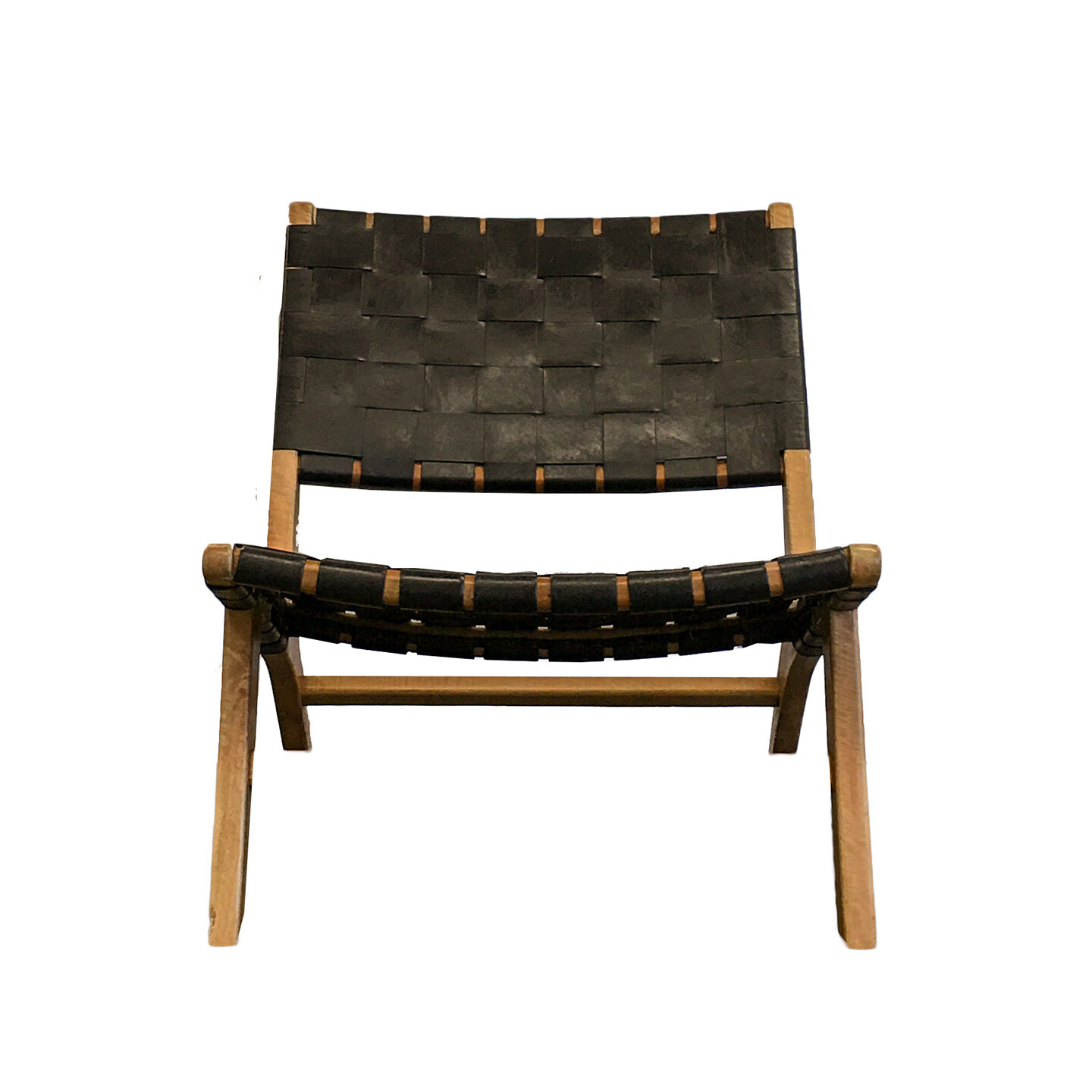 Amsterdam Chair Black Leather SS