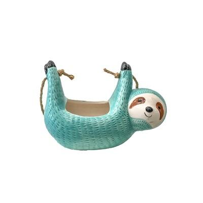 Blue Hanging Sloth