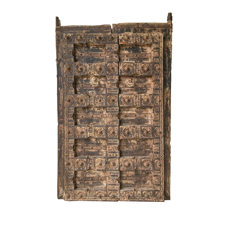 Indian Door With Frame