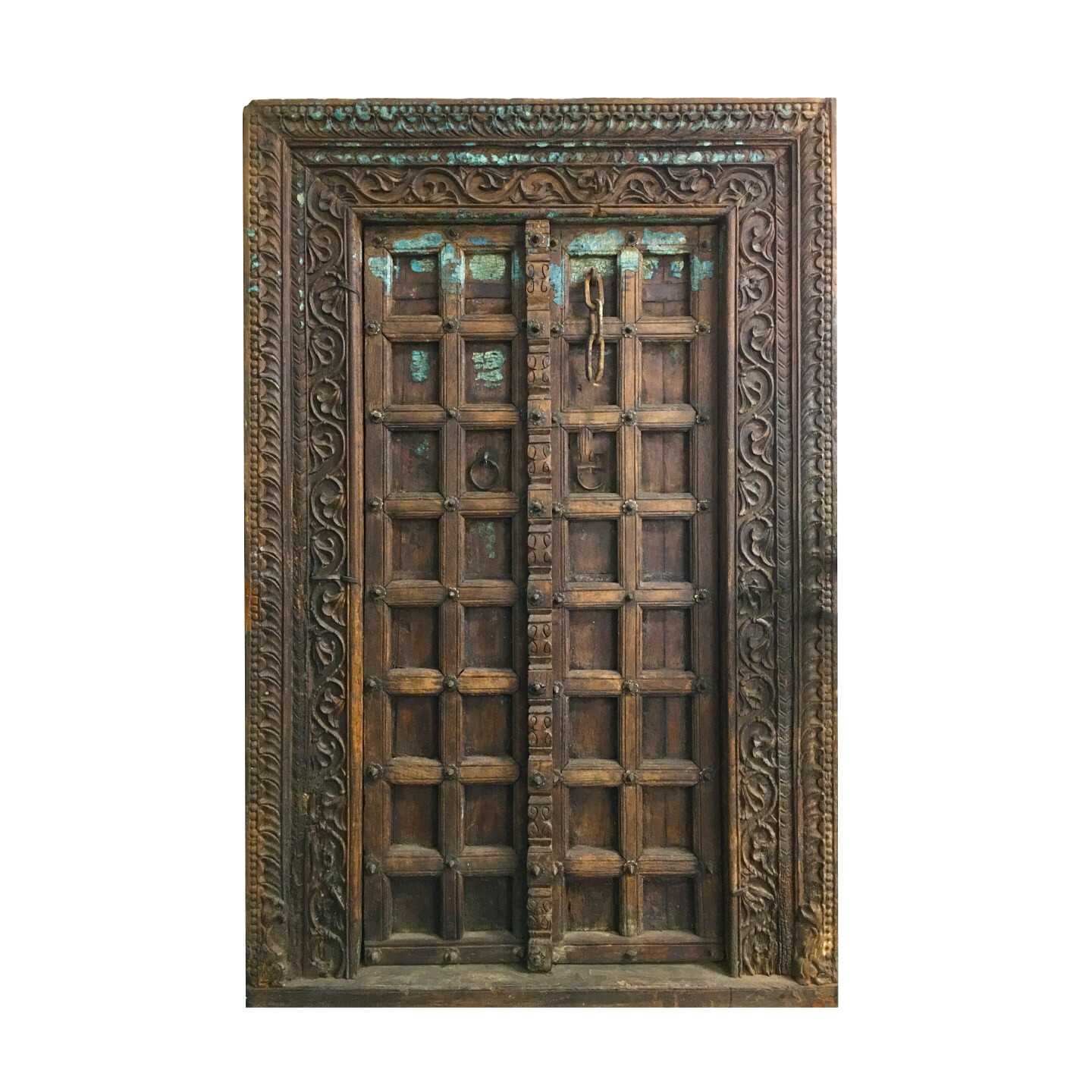 Small Carved Door