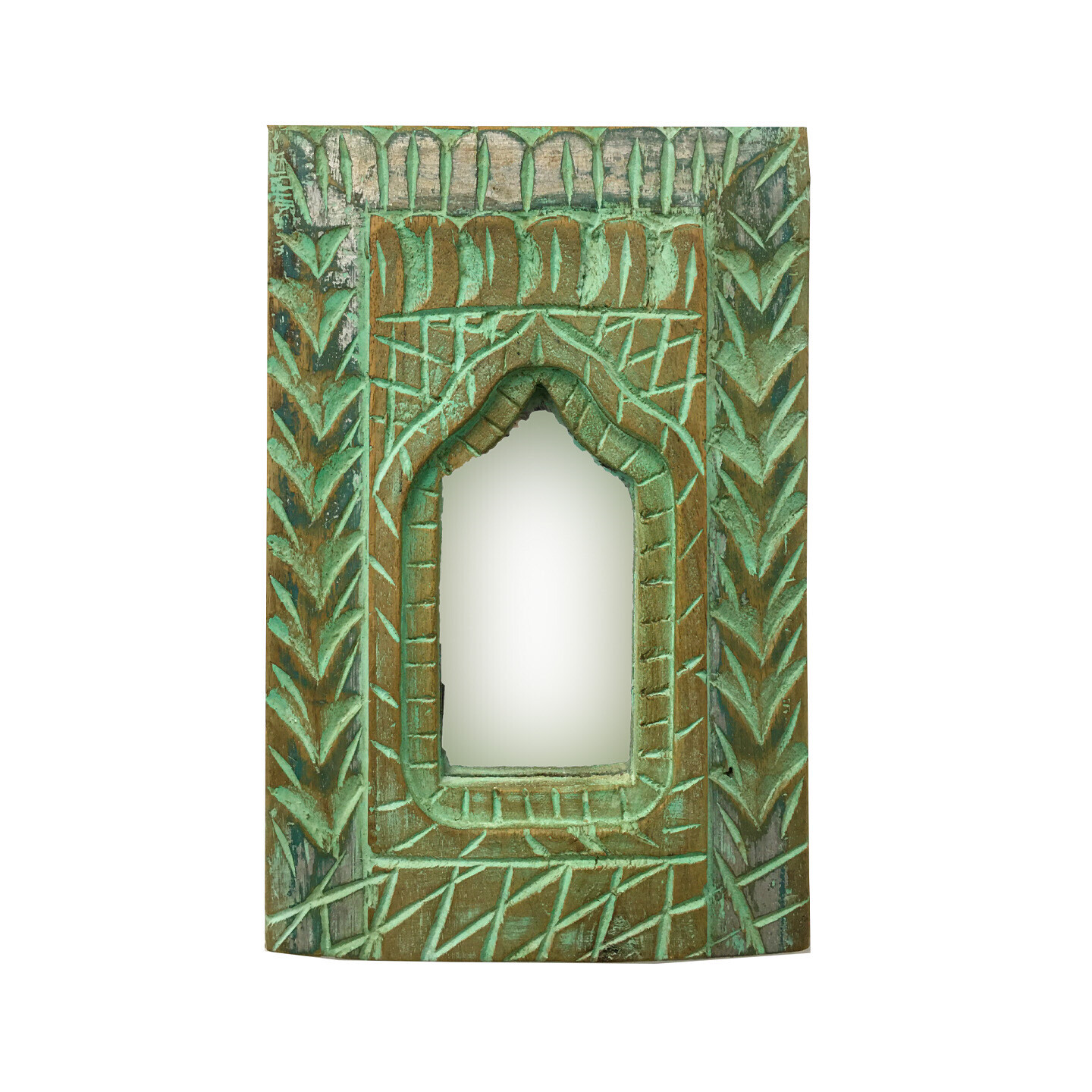 Indian Temple Mirror