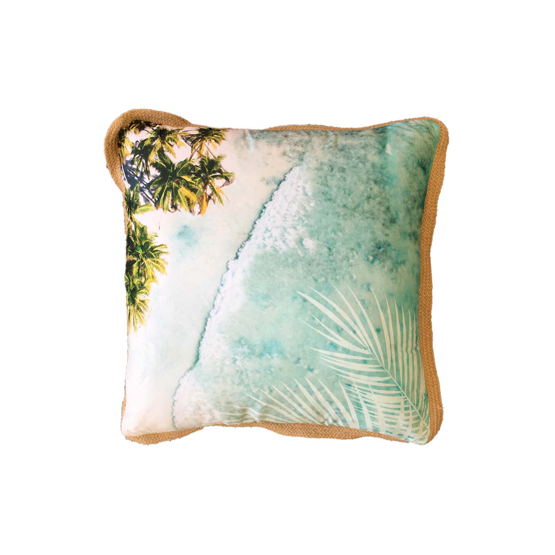 Oasis Beach Cushion 60cm x60cm