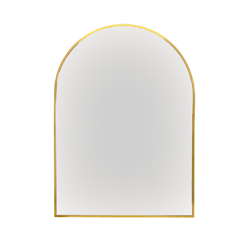 Arch Mirror Gold