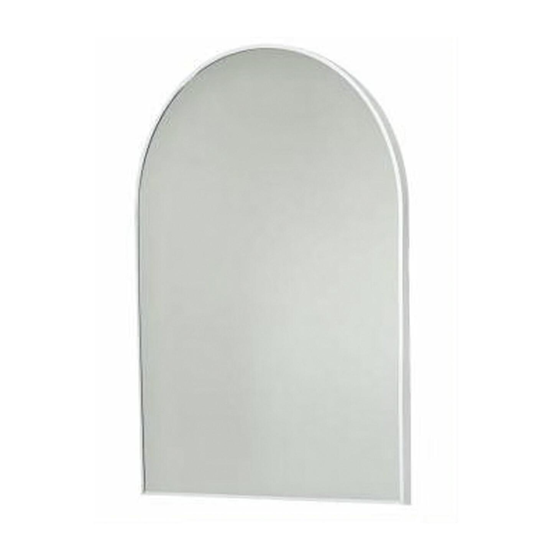 Arch Mirror White
