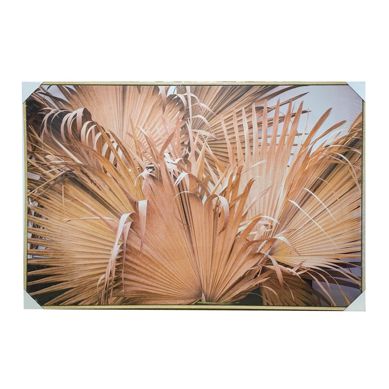 Palm Fronds Canvas