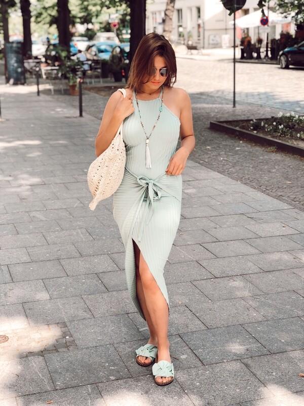 Dress Linda Mint