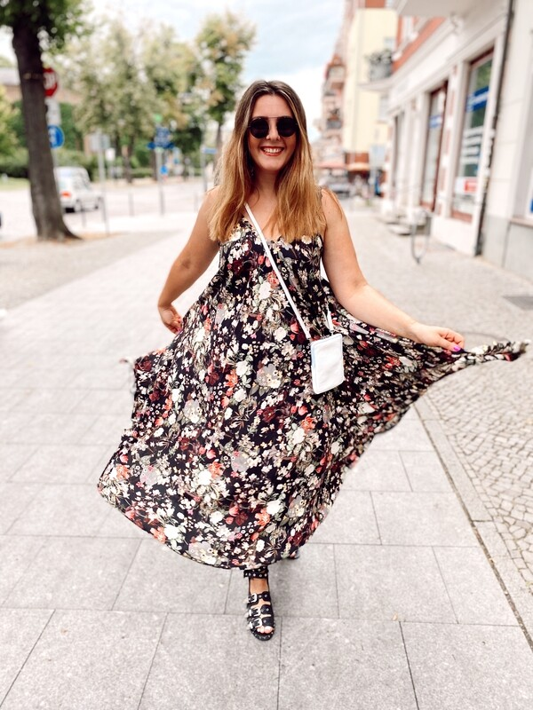 Dress Olana Black