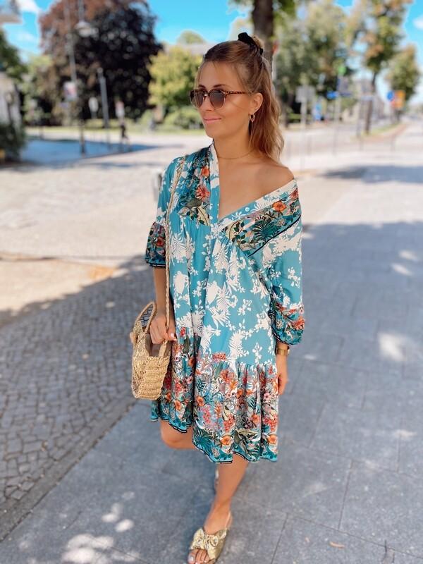 Dress Tamara Türkis