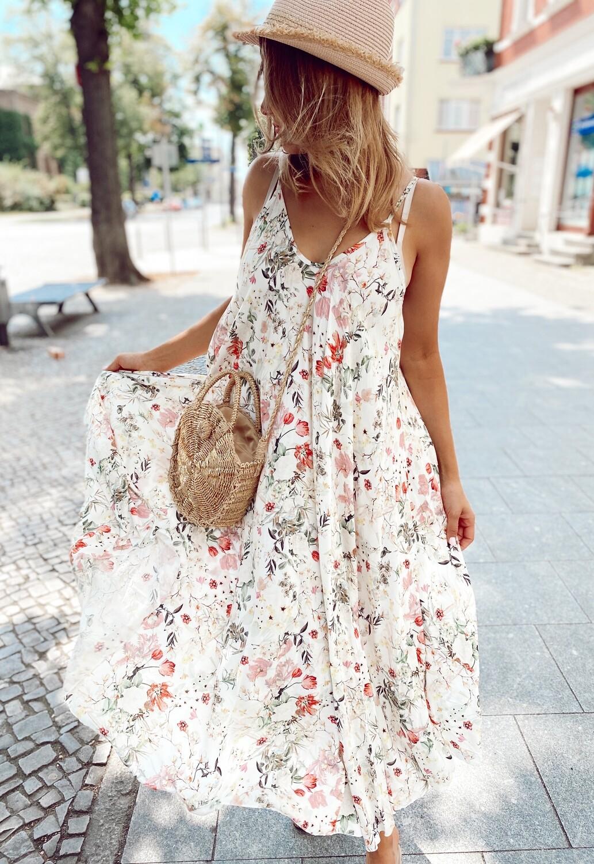 Dress Olana Beige