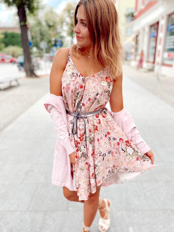 Dress Olana Short Rosa