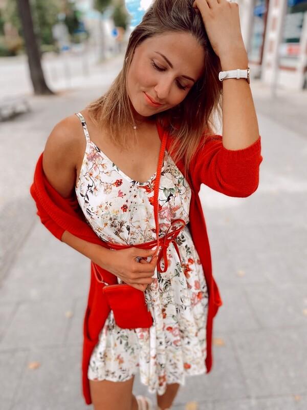 Dress Olana Short Beige