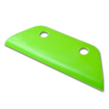 Green Tail Fin