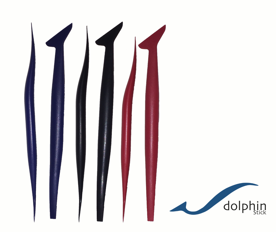 Wrapping King®  Dolphin Stick