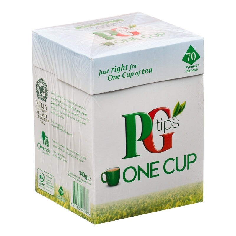 PG Tips One Cup Blend X 70