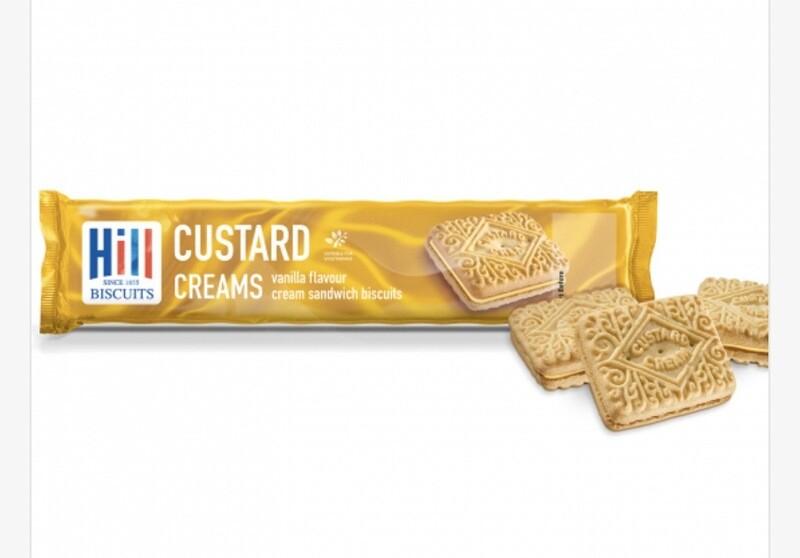 Hill Custard Creams