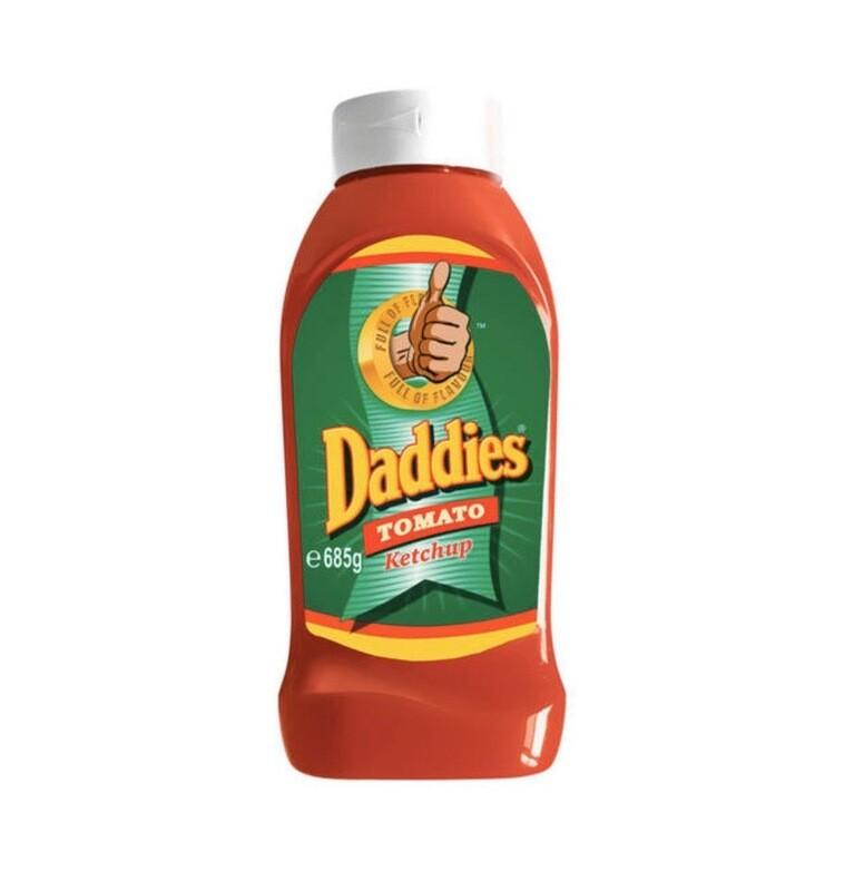 Daddies Tomato Ketchup 685g