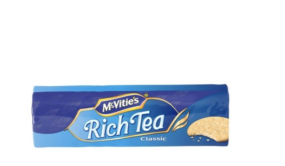 Mcvities Rich Tea Classic Biscuits
