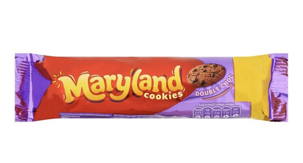 Maryland Double Chocolate Cookies