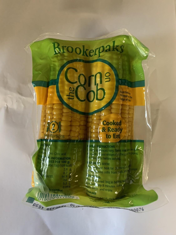 Corn On Cob 2 Portions