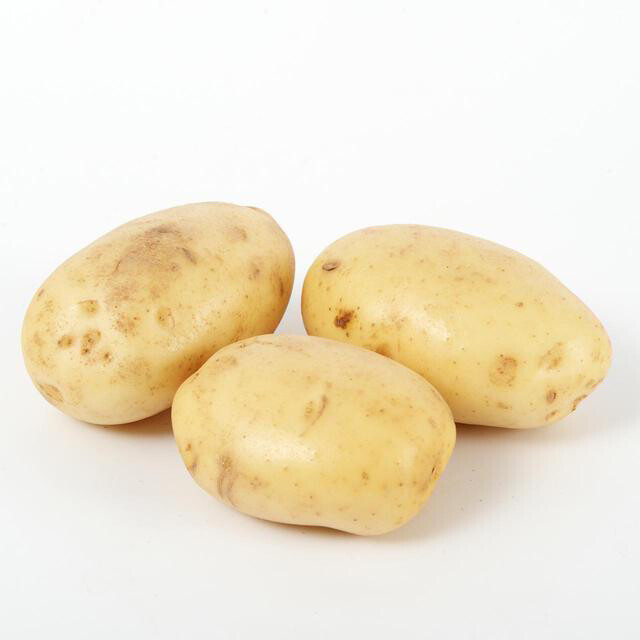 3 Baking Potatoes