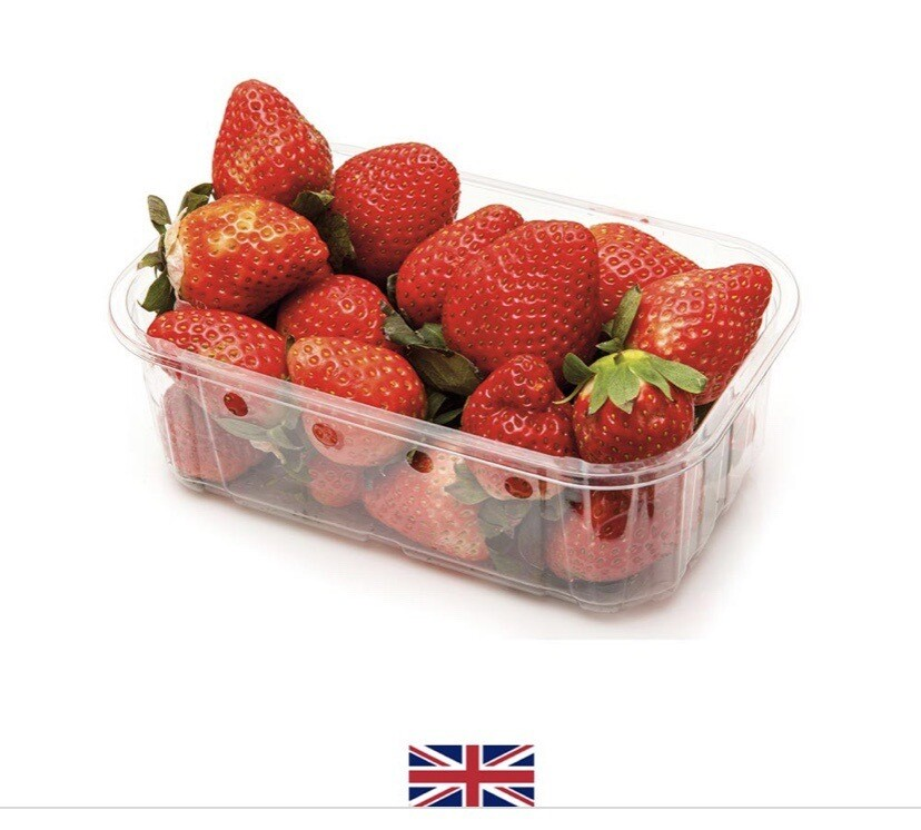 British Strawberries Punnet